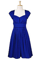Blue eshakti dress