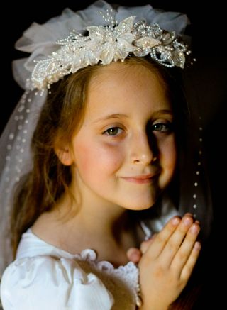 Riley First Communion 7 (1 of 1)