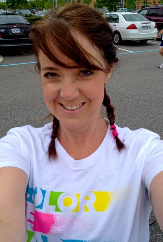 Color Me Rad Before (1 of 1)