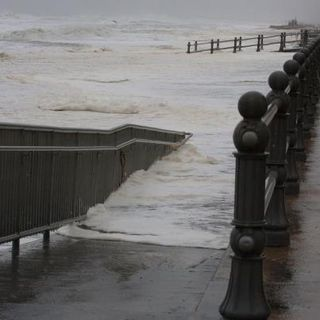 Hurricane Sandy Oceanfront