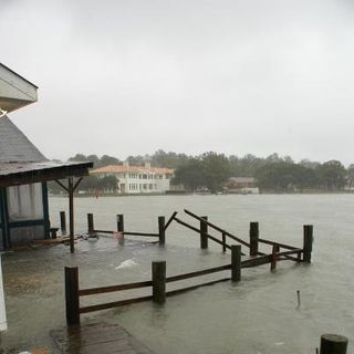 Hurricane Sandy Restaurant