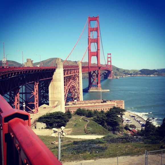 Fun in San Francisco, Part the First