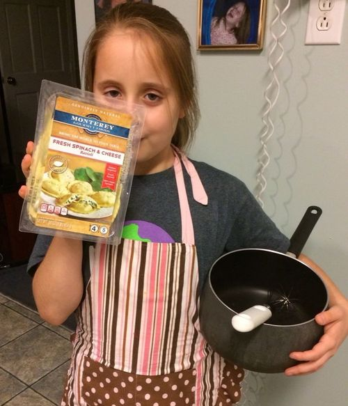 Get Cooking With Kids
