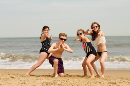 Spring Break Beach 5-1