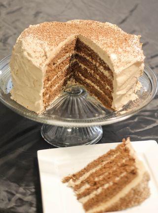 Chocolate Espresso Cake-1