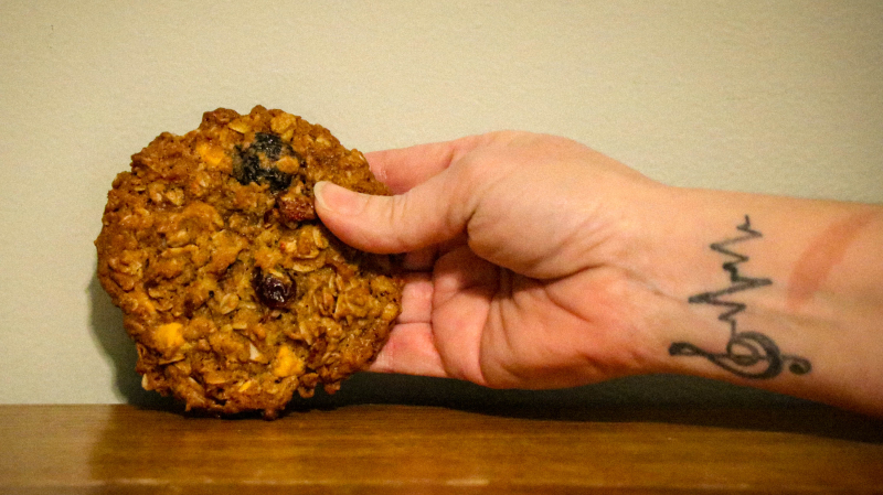 Oatmeal Cookie-1