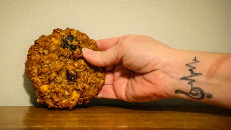Oatmeal Cookie-1